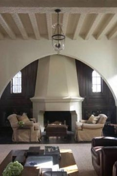 Things That Inspire Inglenook Fireplaces This Would Be A Great Fireplace In Spanish Colonial They So Often Get Duds