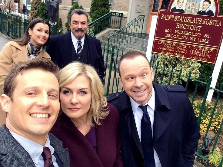 #BlueBloods Family