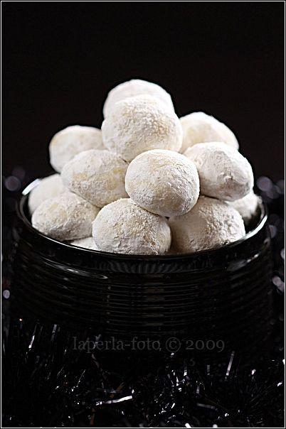 """Печенье """"Белые рассыпчатые трюфели"""""""