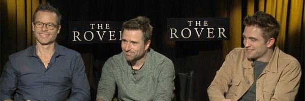 The Rover Interview: Robert Pattinson, Guy Pearce and David Michod