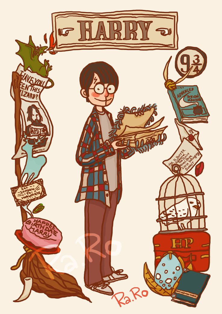 Harry by RaRo81.deviantart.com on @DeviantArt