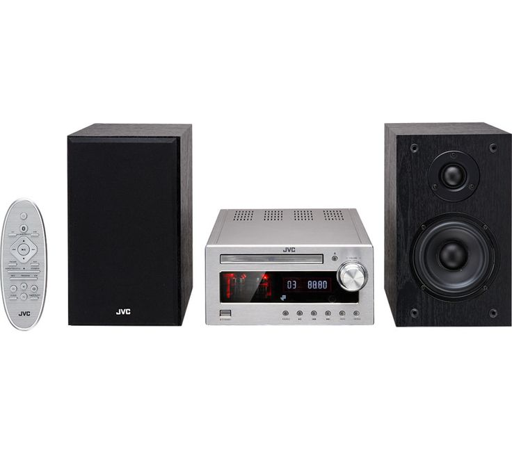 JVC  UX-D100 Wireless Traditional Hi-Fi System - USB Connector Price: £ 169.99 With the JVC UX-D100 Wireless Traditional Hi-Fi System you'll enjoy 70 W of warm, natural sound courtesy of a valve amplifier - plus there's Bluetooth for easy music streaming from your devices and DAB radio to open up a world of digital broadcasts to you. Truer sound Valve amplification combines classic technology...