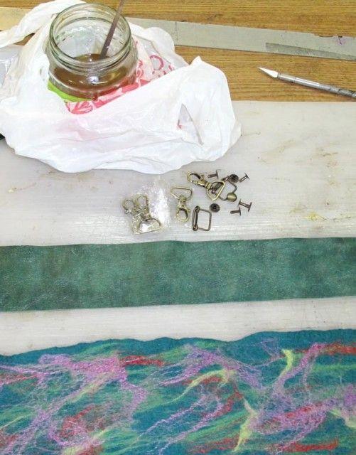 Как сделать регулируемый по длине ремень для сумки - Ярмарка Мастеров - ручная работа, handmade