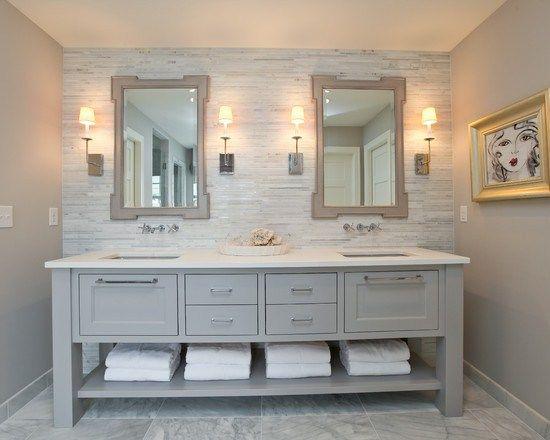 241 best Salle de bain images on Pinterest | Room, Bathroom ideas ...