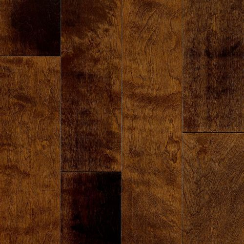 "Hardwood Floors: Bruce Hardwood Flooring - Turlington Signature Series 5"" - Birch Glazed Ginger"