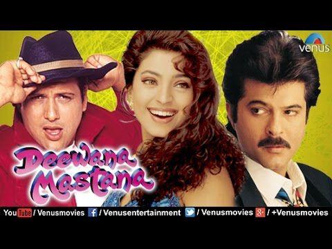 Deewana Mastana Full Movie | Hindi Comedy Movies | Govinda Movies | Late...