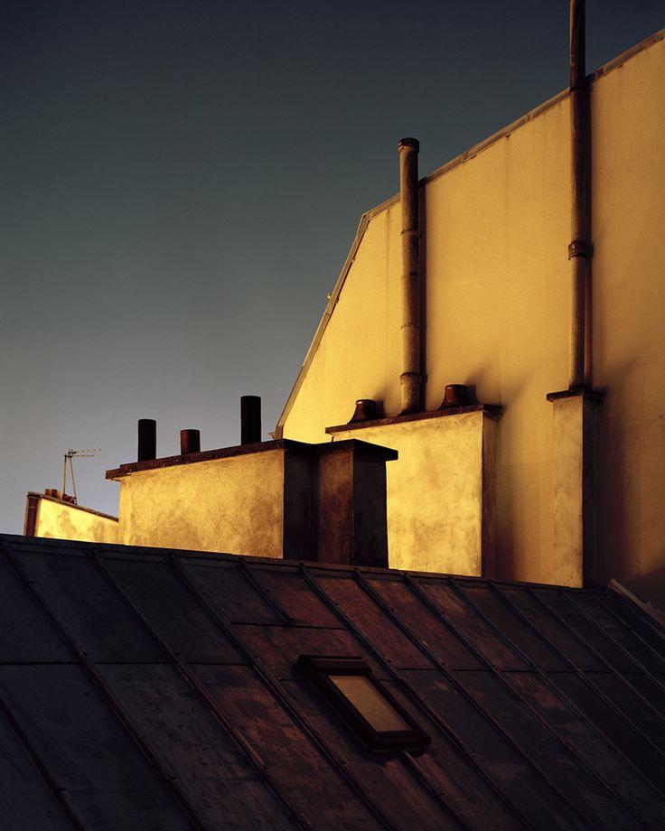"""Sur Paris"" - Alain Cornu."
