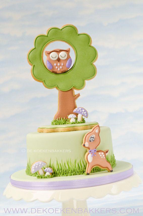 Tree Cookie Cutter by 3DCookieCutterShop on Etsy