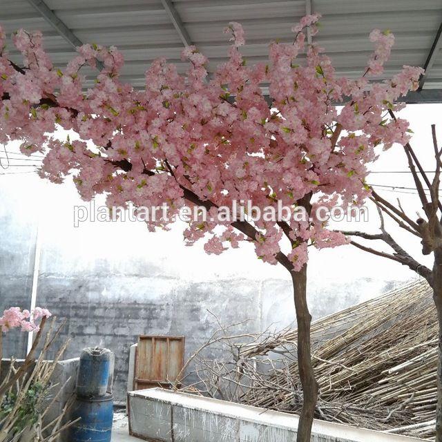 Source 2016 Factory Wholesale Lifelike Artificial Cherry Blossom Tree Weddi Blossom Tree Wedding Artificial Cherry Blossom Tree Wedding Arch For Sale
