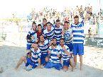Beach Soccer - FINALI: la gioia del Terracina per l'ennesimo trofeo conquistato
