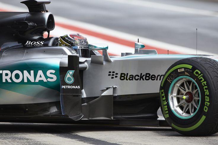 2015 Austria Testing Tuesday Pascal Wehrlein
