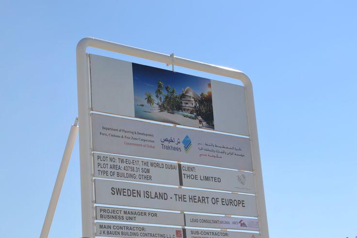 Sweden Villa, The Heart of Europe, Dubai Luxury Living www.dubailuxuryliving.nl