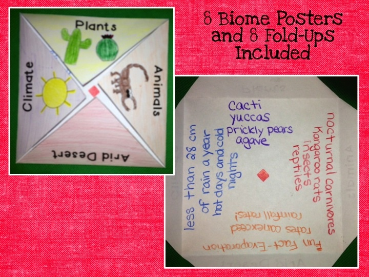 The Science Penguin: Biomes, Biomes, Biomes!