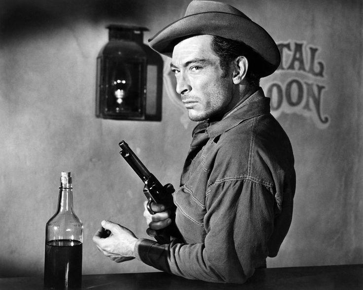 Lee Van Cleef movies | Still of Lee Van Cleef in Duell i gryningen (1954)