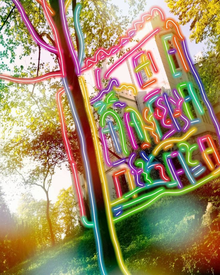 #kunstwerk #painter #artist #talentedpeopleinc #neon #landscape by nik_ky_s
