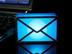 INFMETRY:: USB Webmail(Email) Notifier - Gadget - Electronics