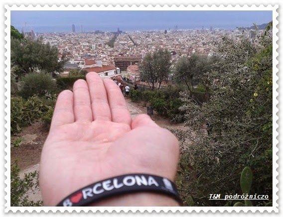 Hola BCN Hola Barcelona - miasto wielu atrakcji