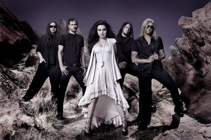 Yet Another Old Cliché: Evanescence comeback may be happening