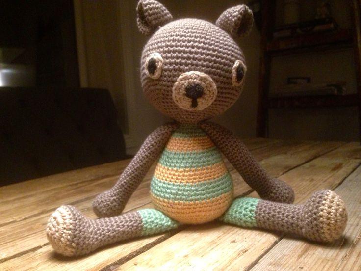 Teddybjørnen Roy