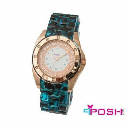 A designer watch at a budget price!