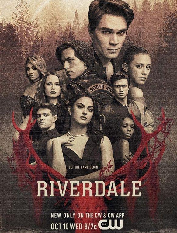Poster De Riverdale Temporada 3 Español Latino Hd Riverdale Series De Netflix Temporada 3