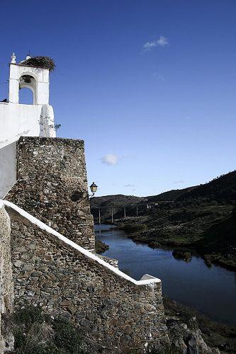 Torre Relogio - Mertola