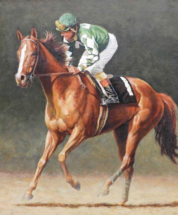 Genuine Risk 19772008 Winner Of The 1980 Kentucky Derby She
