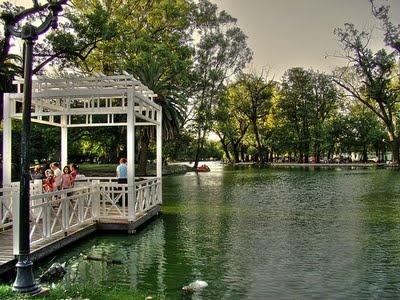 Parque Sarmiento.  Córdoba, Argentina.