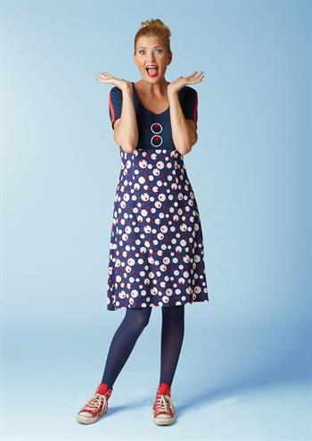 du Milde dress Privileged Pappilotta - 1200 kr. http://denckerdeluxe.dk/shop/du-milde-dress-11585p.html