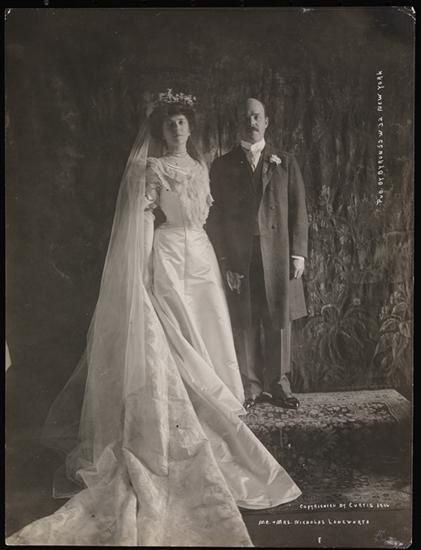 The Oldest Daughter Of President Theodore Roosevelt Alice Married