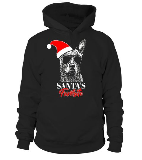 "# Australian Cattle Dog Santa's Favorite Christmas T-Shirt .  Special Offer, not available in shops      Comes in a variety of styles and colours      Buy yours now before it is too late!      Secured payment via Visa / Mastercard / Amex / PayPal      How to place an order            Choose the model from the drop-down menu      Click on ""Buy it now""      Choose the size and the quantity      Add your delivery address and bank details      And that's it!      Tags: Funny Christmas shirt or…"