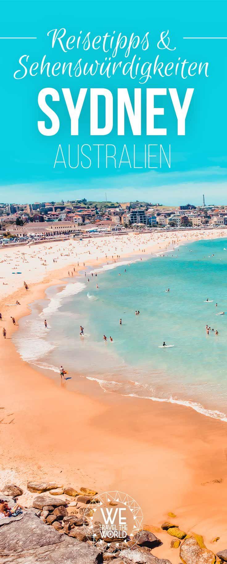 Australien Reise – unsere top Reisetipps Sydney mit allen Sydney Sehenswürdigkeiten und Reisetipps die du für einen perfekten Tag in Sydney brauchst. #reisetipps