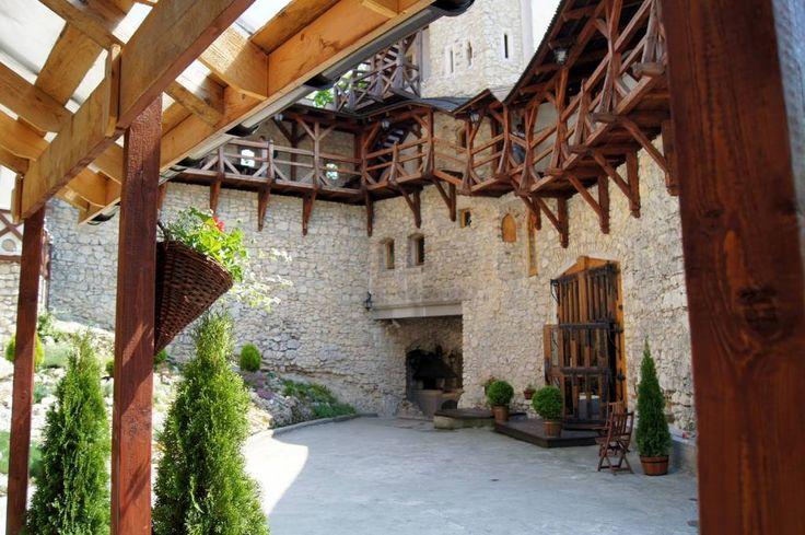 Zamek w Korzkwi warownia rycerska leżąca na Jurze Krakowsko-Częstochowskiej, wybudowana w systemie tzw. Orlich Gniazd. Historia zamku sięga XIV w. W 1352 r. Jan z Syrokomli zakupił wzgórze Korzkiew i wybudował na nim wieżę, pełniącą funkcję obronną i mieszkalną. Obecnie trwają prace budowlane na zamku, który pełni także rolę hotelu.