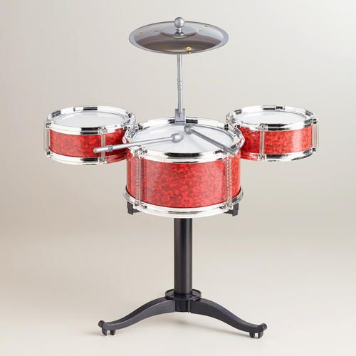 Desktop Drum Set >> #WorldMarket Holiday Gift Giving Ideas