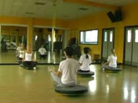 Cislago - Palestra Academy - Tecniche di respirazione yoga