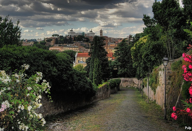 Giardino degli aranci - Rome
