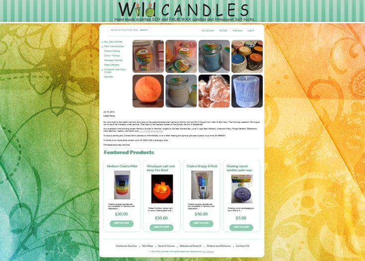 www.wildcandles.com.au