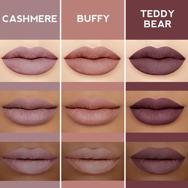 Pick a fave, tag a friend  #Velvetines available now on limecrime.com …