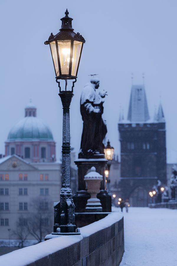 Looking forward to some snow in #Prague! Do you like white Christmas?:) #CzechPragueOut