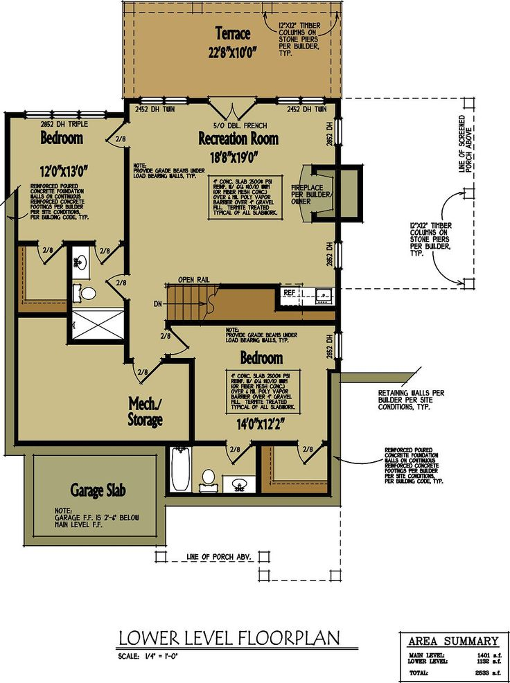 blowing-rock-cottage-lower-level-floor-plan