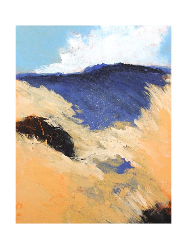 Mountain Pastures Wall Art Prints by Megan Kelley | Minted