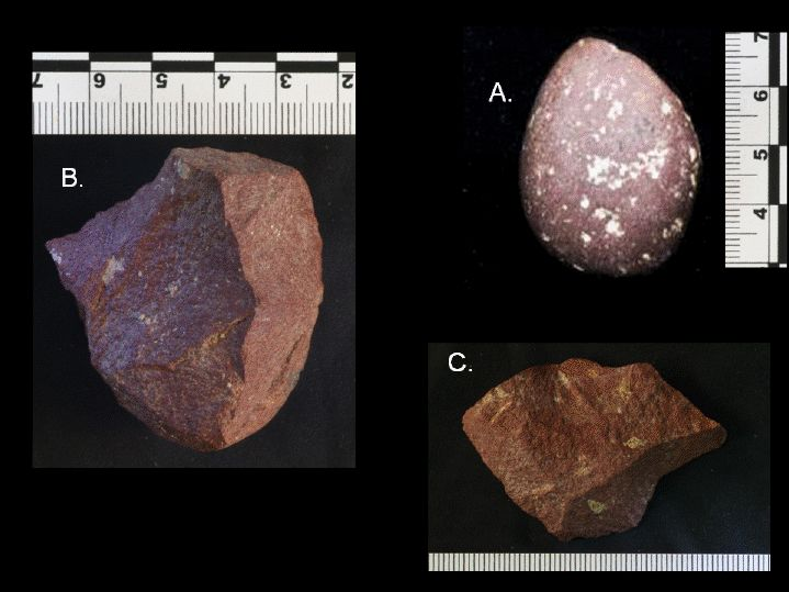 The oldest evidence for material culture in the human family tree extends back to nearly 2.6 million years ago (Ma) in Africa.  Stone tools found at sites dated roughly between 2.6 and 1.6 million years ago are attributed to the Oldowan Industrial Complex, named after the type site of Olduvai Gorge, Tanzania (Plummer, 2004