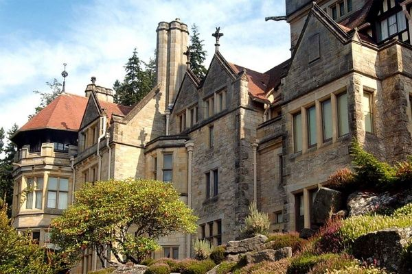 Cragside House - Described in 1880 as 'a palace of the modern magician'