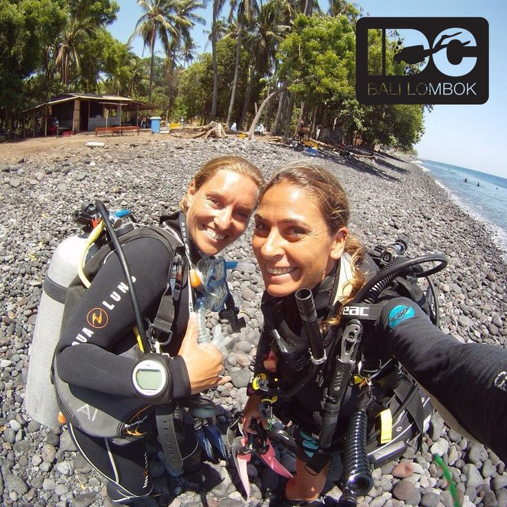 Fun diving with Isa is fun as well...