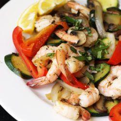 Shrimp Stir Fry with Vegetables | Good Cheap Eats