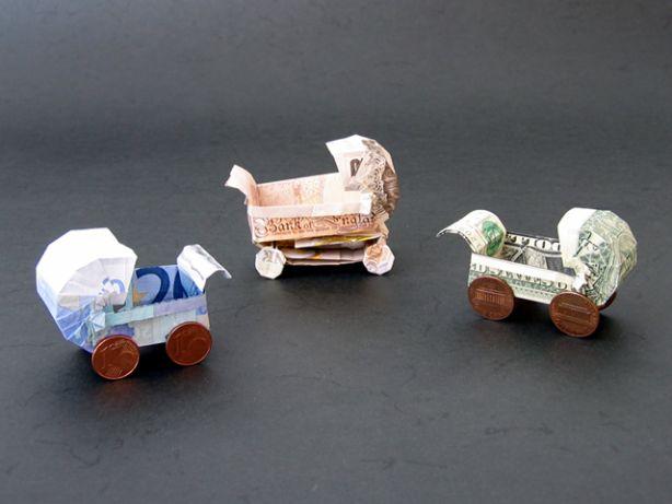 Money Baby Buggy