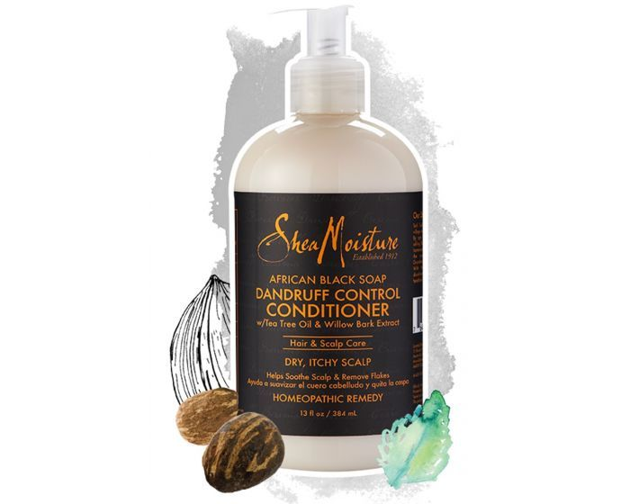 African Black Soap Dandruff Control Conditioner - Conditioner - Hair - Products A Better Way to Beautiful Since 1912.
