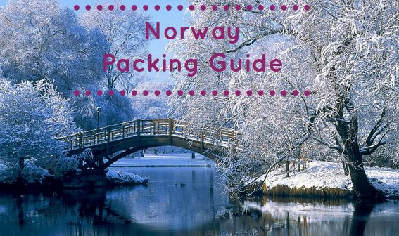 Here are the essentials you'll need to pack for a trip to Northern Norway in the winter - complete with full Arctic packin...