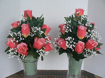 memorial day flower vases