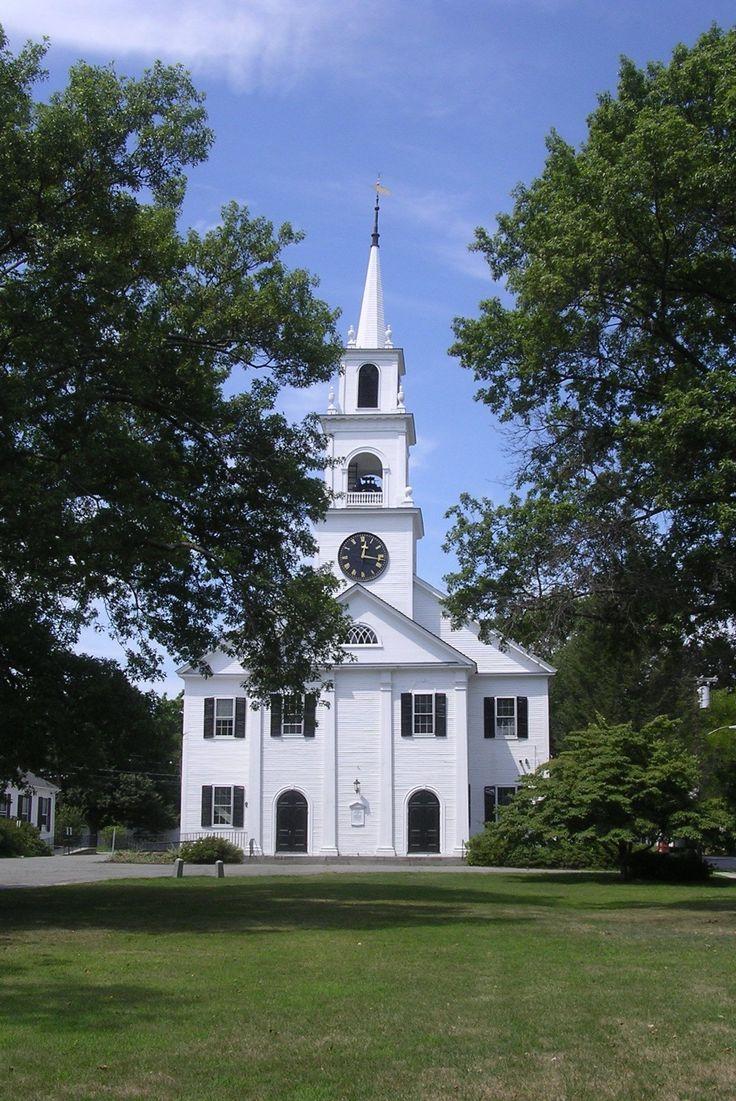 More like this: massachusetts and church .